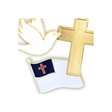 Christian Pins