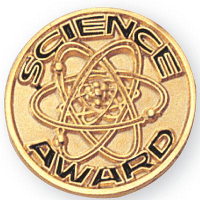 Science Award Pin
