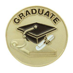 Graduate Award Pin