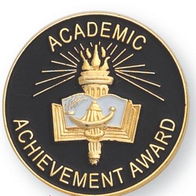 Academic Achievement Award Award Pin