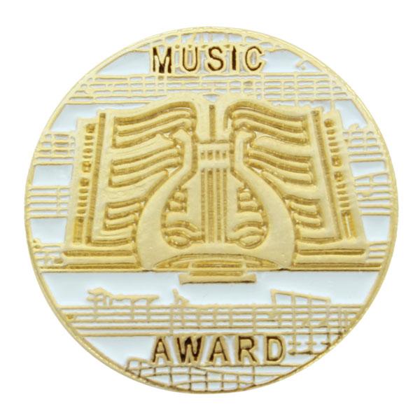 Music Award Award Pin