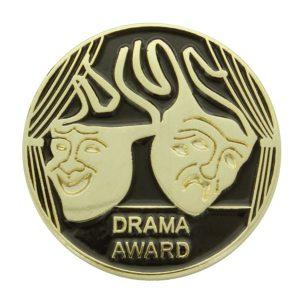 Drama Award Award Pin