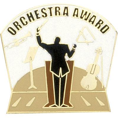 Orchestra Award Pin