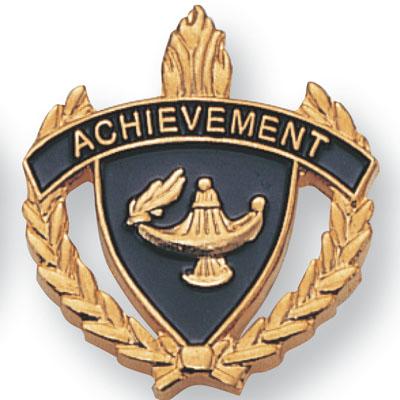 Achievement Scholastic Award Pins