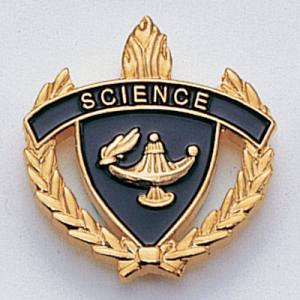 Science Scholastic Award Pins