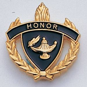 Honor Scholastic Award Pins