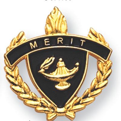 Merit Scholastic Award Pins