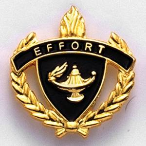 Effort Scholastic Award Pins