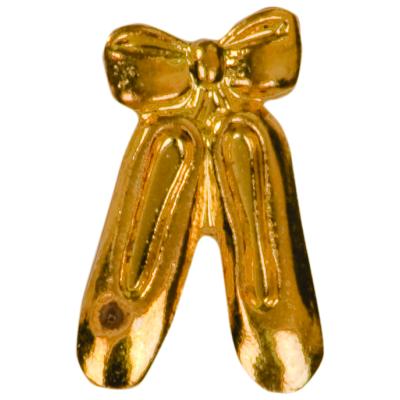 Ballet Slippers Chenille Pin