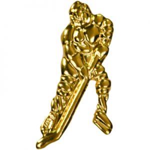 Ice Hockey Chenille Pin