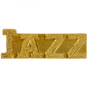 Jazz Chenille Bar Pin