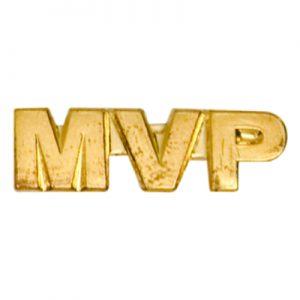 MVP Chenille Pin