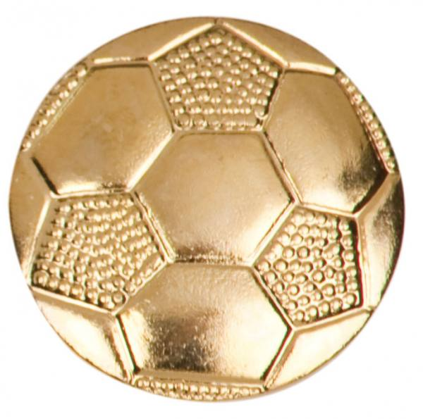 Soccer Ball Chenille Pin