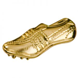 Track Shoe Chenille Pin