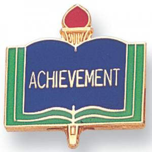 Achievement Award Pin