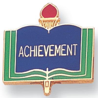 Achievement Award Pin