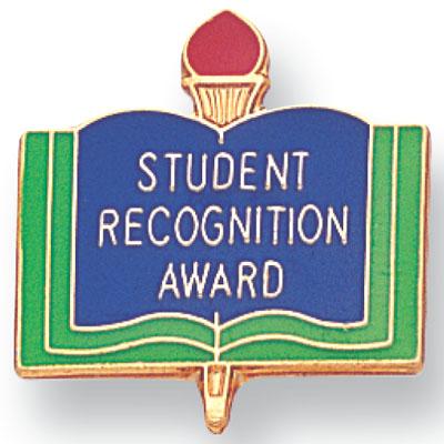 Student Recognition Award Academic Award Pin