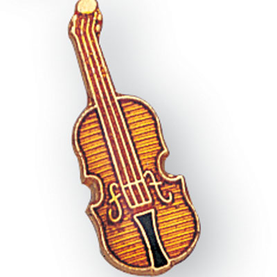 Violin Award Pin