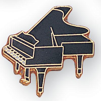 Piano Award Pin