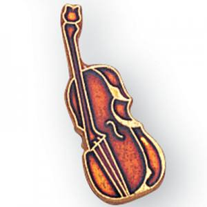 Cello or Bass Award Pin