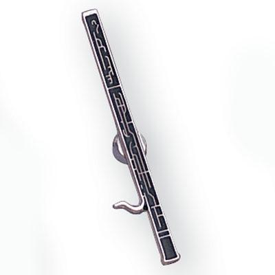 Bassoon Award Pin