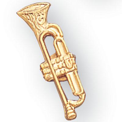 Trumpet Award Pin