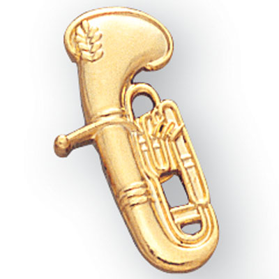 Baritone Award Pin
