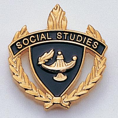 Social Studies Scholastic Award Pins